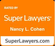 Nancy Cohen ~ 2021 Colorado Super Lawyer